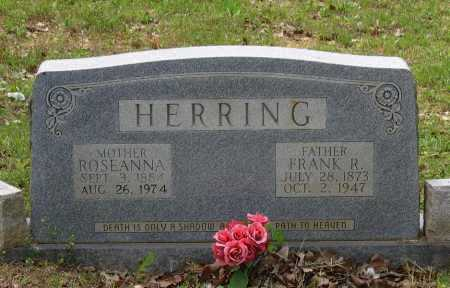 HERRING, FRANK RODERICK - Lawrence County, Arkansas | FRANK RODERICK HERRING - Arkansas Gravestone Photos