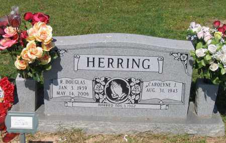HERRING, R. DOUGLAS - Lawrence County, Arkansas | R. DOUGLAS HERRING - Arkansas Gravestone Photos