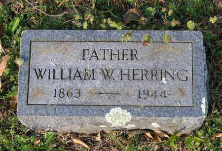 HERRING, WILLIAM W. - Lawrence County, Arkansas | WILLIAM W. HERRING - Arkansas Gravestone Photos