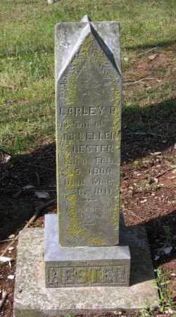 HESTER, CARLEY R. - Lawrence County, Arkansas | CARLEY R. HESTER - Arkansas Gravestone Photos