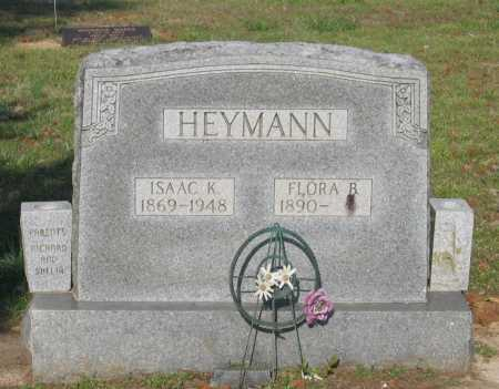 HEYMANN, ISAAC K. - Lawrence County, Arkansas | ISAAC K. HEYMANN - Arkansas Gravestone Photos