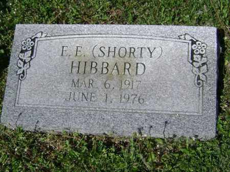 "HIBBARD, E. E. ""SHORTY"" - Lawrence County, Arkansas 