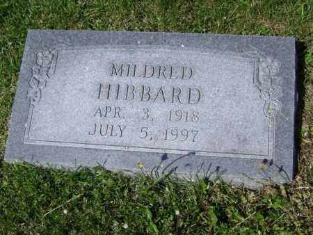 HIBBARD, MILDRED R. - Lawrence County, Arkansas | MILDRED R. HIBBARD - Arkansas Gravestone Photos