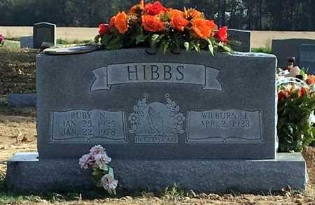 HIBBS, RUBY N. - Lawrence County, Arkansas | RUBY N. HIBBS - Arkansas Gravestone Photos