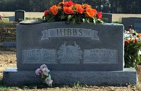 HIBBS, RUBY NELL - Lawrence County, Arkansas | RUBY NELL HIBBS - Arkansas Gravestone Photos