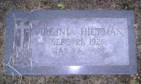 HICKMAN, VIRGINIA - Lawrence County, Arkansas | VIRGINIA HICKMAN - Arkansas Gravestone Photos