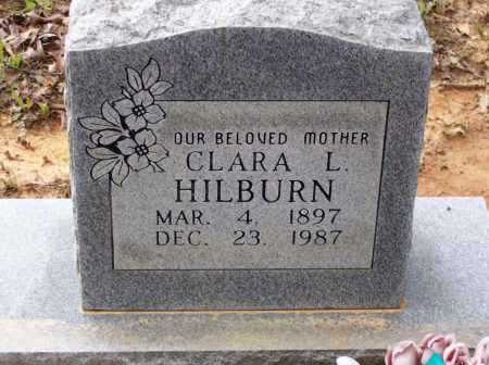 HILBURN, CLARA LEE - Lawrence County, Arkansas | CLARA LEE HILBURN - Arkansas Gravestone Photos
