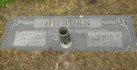 HILBURN, LILLIAN ELMORE - Lawrence County, Arkansas | LILLIAN ELMORE HILBURN - Arkansas Gravestone Photos