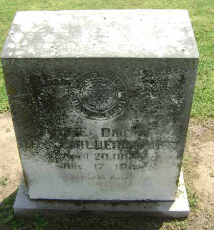 HILDERBRANDT, ARTIE - Lawrence County, Arkansas | ARTIE HILDERBRANDT - Arkansas Gravestone Photos