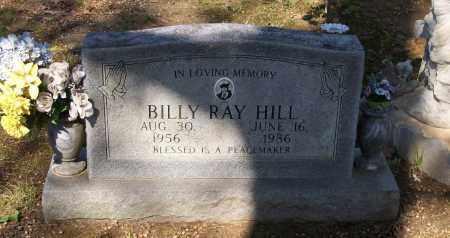HILL, BILLY RAY - Lawrence County, Arkansas | BILLY RAY HILL - Arkansas Gravestone Photos