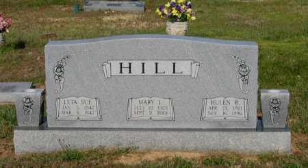 HILL, MARY LEE - Lawrence County, Arkansas | MARY LEE HILL - Arkansas Gravestone Photos