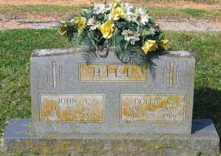 HILL, JOHN A. - Lawrence County, Arkansas | JOHN A. HILL - Arkansas Gravestone Photos