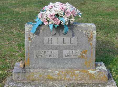 HILL, JOHN M. - Lawrence County, Arkansas | JOHN M. HILL - Arkansas Gravestone Photos