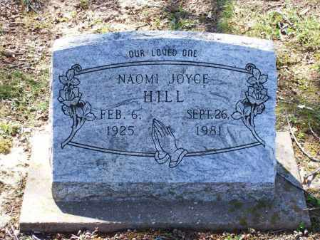 HILL, NAOMI JOYCE - Lawrence County, Arkansas | NAOMI JOYCE HILL - Arkansas Gravestone Photos
