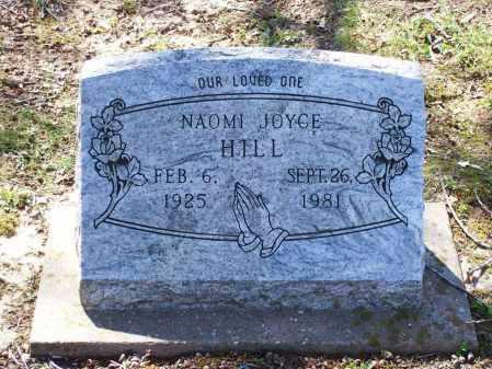 FOLEY HILL, NAOMI JOYCE - Lawrence County, Arkansas | NAOMI JOYCE FOLEY HILL - Arkansas Gravestone Photos