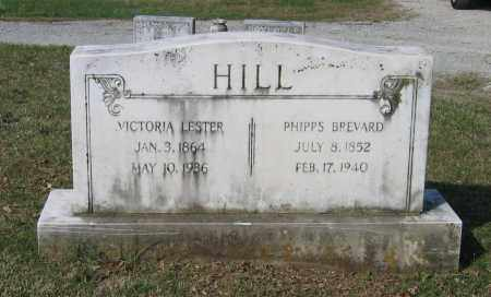 HILL, VICTORIA - Lawrence County, Arkansas | VICTORIA HILL - Arkansas Gravestone Photos
