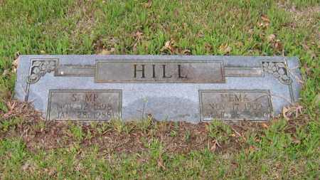 "HILL, SAMPSON DEWEY ""SAMP"" - Lawrence County, Arkansas 