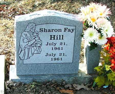 HILL, SHARON FAY - Lawrence County, Arkansas | SHARON FAY HILL - Arkansas Gravestone Photos