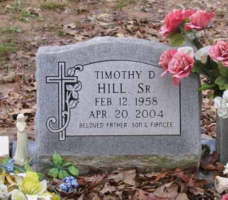 HILL, SR., TIMOTHY DEWAYNE - Lawrence County, Arkansas | TIMOTHY DEWAYNE HILL, SR. - Arkansas Gravestone Photos