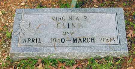 CLINE, VIRGINIA PEARL COKER HILL KIMMEL - Lawrence County, Arkansas | VIRGINIA PEARL COKER HILL KIMMEL CLINE - Arkansas Gravestone Photos