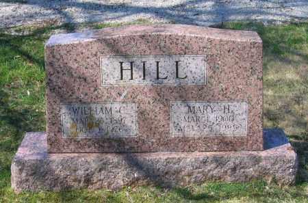 HILL, WILLIAM CLEO - Lawrence County, Arkansas | WILLIAM CLEO HILL - Arkansas Gravestone Photos