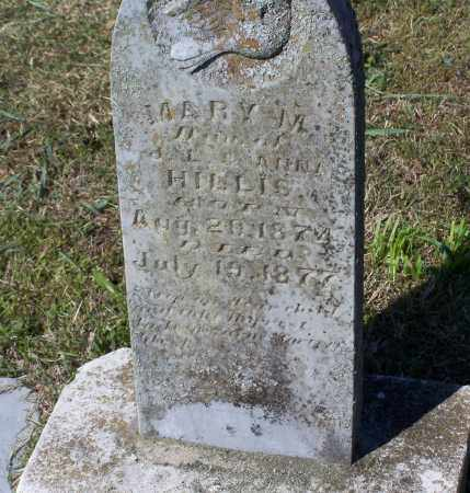 HILLIS, MARY M. - Lawrence County, Arkansas | MARY M. HILLIS - Arkansas Gravestone Photos