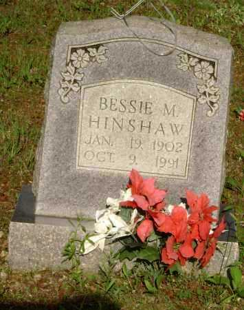 HINSHAW, BESSIE M. - Lawrence County, Arkansas | BESSIE M. HINSHAW - Arkansas Gravestone Photos
