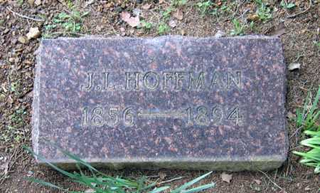 HOFFMAN, JAMES L. - Lawrence County, Arkansas | JAMES L. HOFFMAN - Arkansas Gravestone Photos