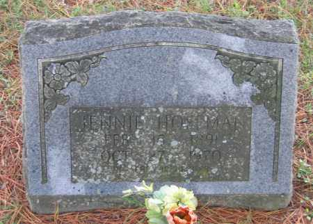 HOFFMAN, JENNIE - Lawrence County, Arkansas | JENNIE HOFFMAN - Arkansas Gravestone Photos