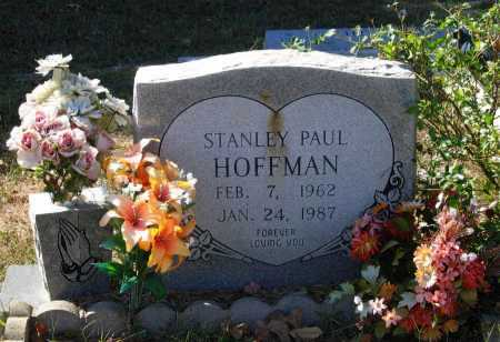 HOFFMAN, STANLEY PAUL - Lawrence County, Arkansas | STANLEY PAUL HOFFMAN - Arkansas Gravestone Photos