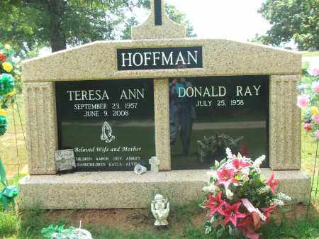 HOFFMAN, TERESA ANN - Lawrence County, Arkansas | TERESA ANN HOFFMAN - Arkansas Gravestone Photos