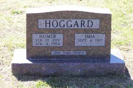 HOGGARD, IMIA MATILDA - Lawrence County, Arkansas | IMIA MATILDA HOGGARD - Arkansas Gravestone Photos