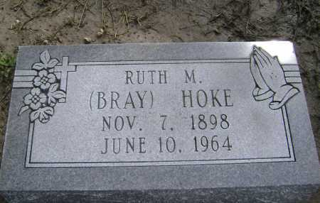 HOKE, RUTH M. - Lawrence County, Arkansas | RUTH M. HOKE - Arkansas Gravestone Photos