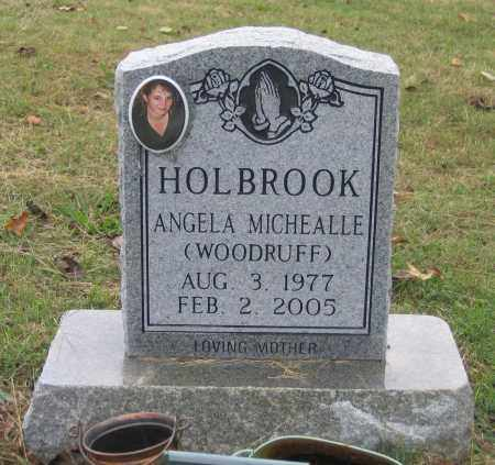 HOLBROOK, ANGELA MICHEALLE - Lawrence County, Arkansas | ANGELA MICHEALLE HOLBROOK - Arkansas Gravestone Photos