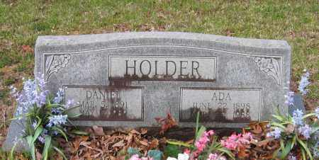 HOLDER, DANIEL - Lawrence County, Arkansas | DANIEL HOLDER - Arkansas Gravestone Photos