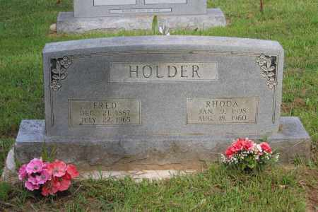HOLDER, FRED GENE - Lawrence County, Arkansas | FRED GENE HOLDER - Arkansas Gravestone Photos