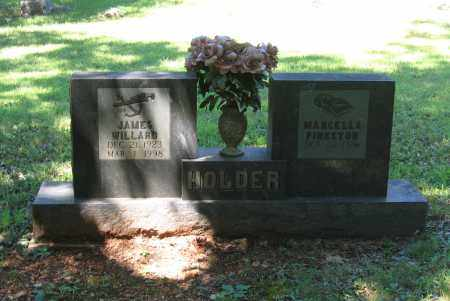HOLDER, JAMES WILLARD - Lawrence County, Arkansas | JAMES WILLARD HOLDER - Arkansas Gravestone Photos
