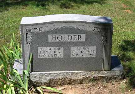 "HOLDER, JOSEPH FRANKLIN ""BUDDIE"" - Lawrence County, Arkansas 