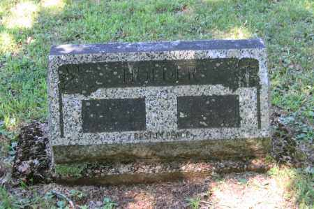 HOLDER, JOSHUA WHIT - Lawrence County, Arkansas | JOSHUA WHIT HOLDER - Arkansas Gravestone Photos