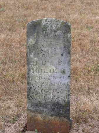 HOLDER, VINNIE E. - Lawrence County, Arkansas | VINNIE E. HOLDER - Arkansas Gravestone Photos