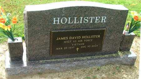 HOLLISTER  (VETERAN VIET), JAMES DAVID - Lawrence County, Arkansas | JAMES DAVID HOLLISTER  (VETERAN VIET) - Arkansas Gravestone Photos