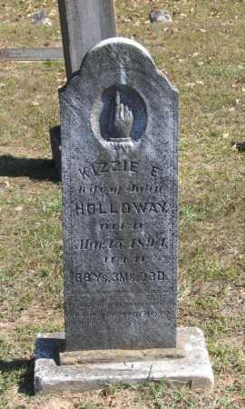 "HOLLOWAY, KESIAH E. ""KIZZIE"" - Lawrence County, Arkansas 