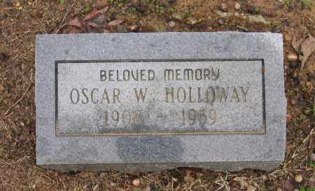 HOLLOWAY, OSCAR WATKINS - Lawrence County, Arkansas | OSCAR WATKINS HOLLOWAY - Arkansas Gravestone Photos