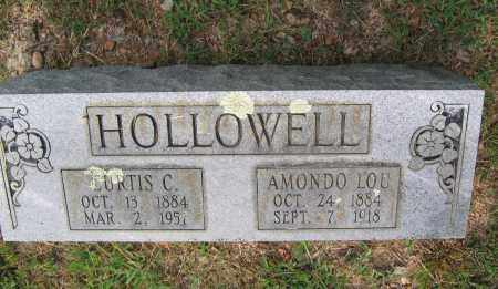 HOLLOWELL, CURTIS C. - Lawrence County, Arkansas | CURTIS C. HOLLOWELL - Arkansas Gravestone Photos