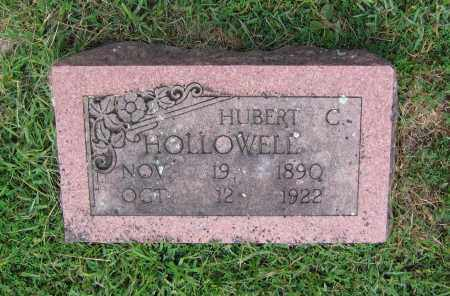 HOLLOWELL, HUBERT C. - Lawrence County, Arkansas | HUBERT C. HOLLOWELL - Arkansas Gravestone Photos
