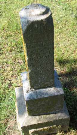 HOLMAN, THOMAS - Lawrence County, Arkansas | THOMAS HOLMAN - Arkansas Gravestone Photos