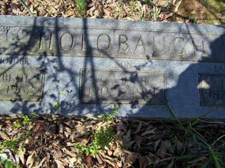 HOLOBAUGH, DAVID HENRY - Lawrence County, Arkansas   DAVID HENRY HOLOBAUGH - Arkansas Gravestone Photos