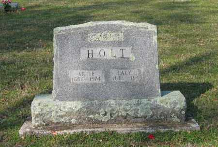 HOLT, ARTIE - Lawrence County, Arkansas | ARTIE HOLT - Arkansas Gravestone Photos