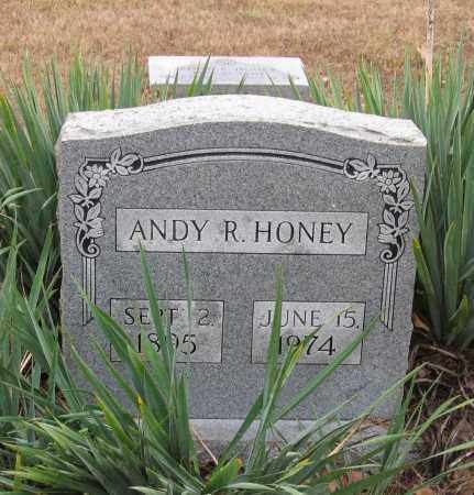 HONEY, ANDY ROY - Lawrence County, Arkansas | ANDY ROY HONEY - Arkansas Gravestone Photos