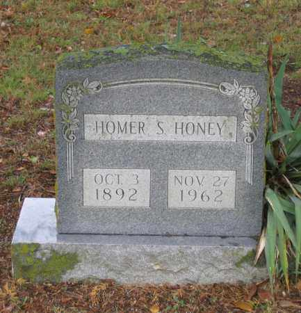 HONEY, HOMER S. - Lawrence County, Arkansas | HOMER S. HONEY - Arkansas Gravestone Photos